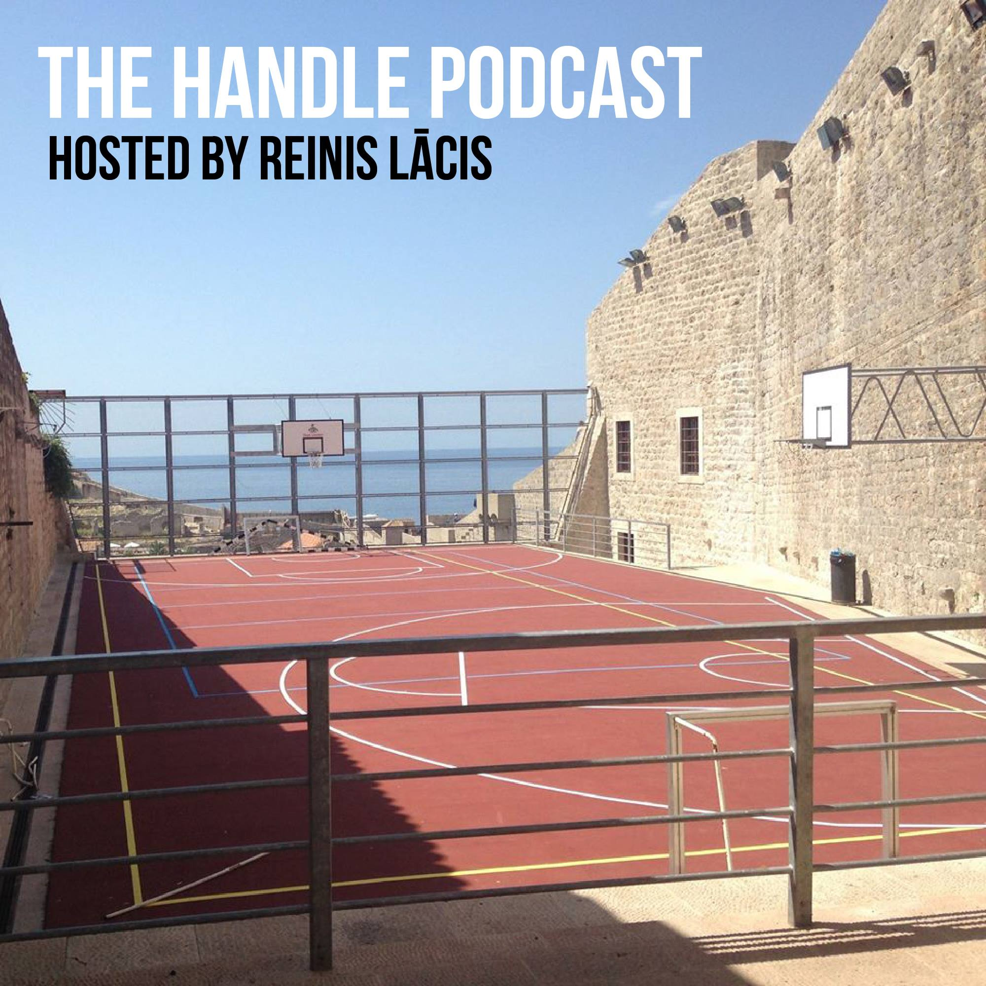 The Handle Podcast – Swen Nater 02 07 16
